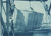 Shipment of the auto mobile